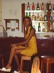 Slutty ebony babe has some pics 4 me