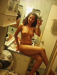 Playful Latina does hot Latina blowjob