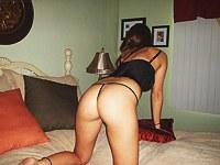Webcam Latina uncovers juicy tits