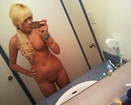 More MySpace pics I broke in