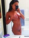 Topless honeys shooting their cleavage
