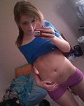Lingerie and nude teens horny selfshots