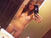 Amateur seduction on hot selfshots