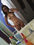 Collection of big tits selfshot teen