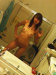 Girls self made pics of hot nudity