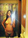Girls self shot ready for hot action