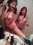 Sexy & busty teens selfshot gallery