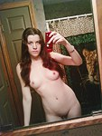 Very horny selfshots made by busty dolls