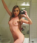 Selfshot pictures of few cute chicks