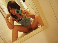 Amateur selfshot pics of their cute tits
