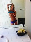 Some great selfshot photos I broke in