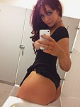 Selfshot collection of amateur big boobs
