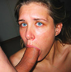 Teens on real amateur blowjob POV pics