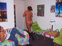 Teens make hot nude show on my cam