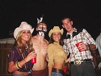 Teens plunge into summer hot parties
