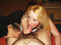 Teens fuck and suck to get facial