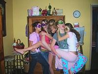 Amateur teen lesbian couples/ groups