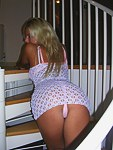 Lots and lots of amateur teen asses