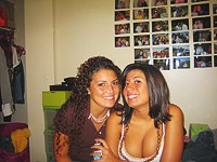 Hot lesbian teen couples and groups