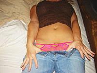 Photo album of my huge natural boobs