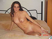 Cute 24-year old poses nude for me