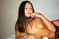 Jaoanese girlfriend delicious nudity