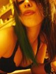 Amateur emo beauty pierced titties