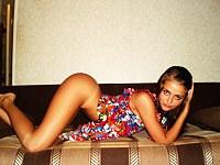Gorgeous young latina stolen naked pics