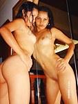 Young latina slut naked pussy shots