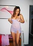 Big tits Latina convulsing in ecstasy