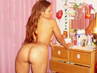 My stickam archives with nude posing
