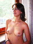 Indian beauty teases in a hotel