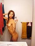 Teen beauty selfshot tease pics
