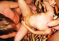 Lustful teen hottie fucked on webcam