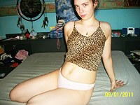 Freaky GF drilled in her every hole