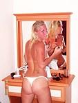 Hot 69 scene with my blonde goddess