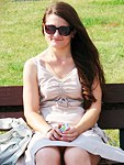 Common brunette foto upskirts