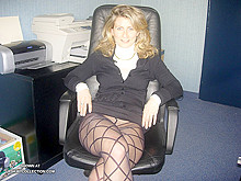 Mature upskirt and lingerie of Amanda