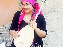 Turkish alevi kadın