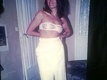 Rosmary Nude Vintage Polaroid