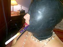 Augusta- A slut, holder smoker and slave